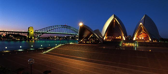 Vackra Australien