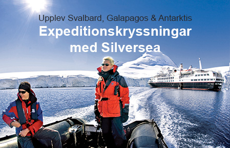 Bladdrare - Silversea Expedition