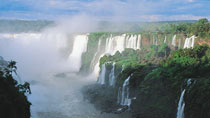 Brasilien med Iguassu & Amazonas