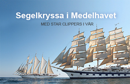 Star Clippers bläddrare