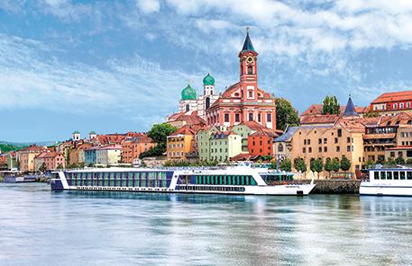 Flodkryssningar i Europa & Asien