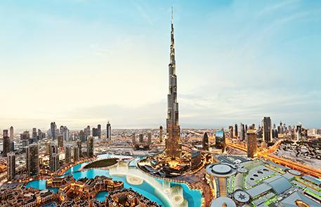 Dubai & Persiska viken