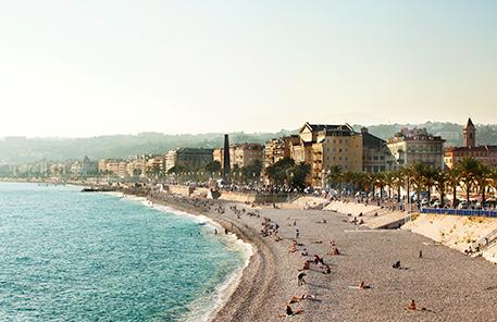 Italien & Frankrike